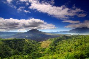 Trekking at Mount Batur