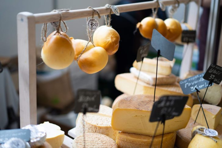 Wine and Cheese Festival in Lviv