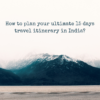 india-travel-itinerary